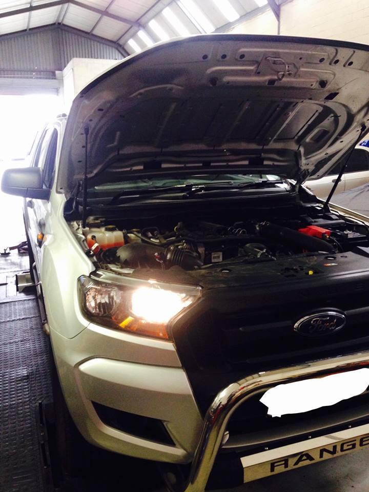 Ford Ranger 2.2 TDCi